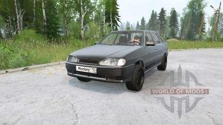 VAZ-2115 Samara pour MudRunner