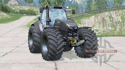 Deutz-Fahr 7250 TTV Agrotron〡Black Edition für Farming Simulator 2015
