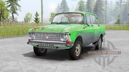 Moskvich-408 v1.0 pour Spin Tires