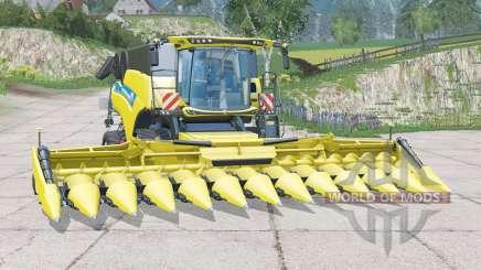New Holland CR10.90〡désermanuel déchargement pour Farming Simulator 2015