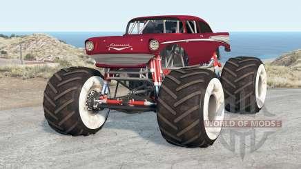 CRC Monster Truck v1.1 für BeamNG Drive