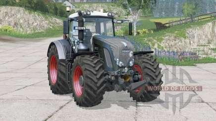 Fendt 936 Vario〡 contrepoids de roues rachetés pour Farming Simulator 2015