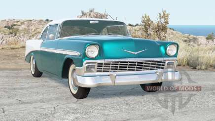 Chevrolet Bel Air Coupe 1956 für BeamNG Drive