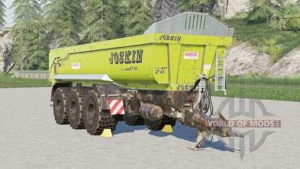 Joskin Trans-KTP 27-65 für Farming Simulator 2017