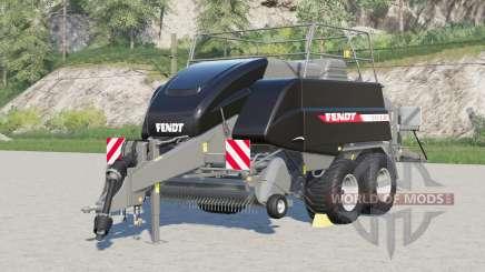 Fendt 1290 S XD〡basecolor peut être modifié pour Farming Simulator 2017
