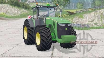 John Deere 8370R〡Interaktive Tasten für Farming Simulator 2015