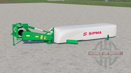 Sipma KD 2400 Preria pour Farming Simulator 2017