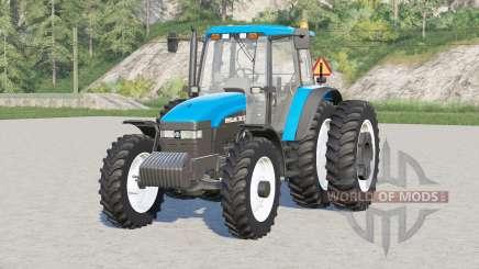 Sélection de roues de la série New Holland TM pour Farming Simulator 2017