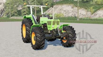 Deutz D 13006 A〡wählbare Räder Marke für Farming Simulator 2017