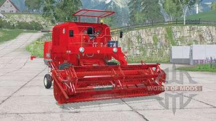 Bizon Super Z050 pour Farming Simulator 2015