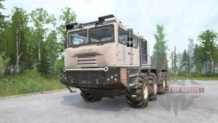MZKT-741351 pour MudRunner
