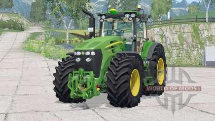 John Deere 7930〡voll waschbar pour Farming Simulator 2015