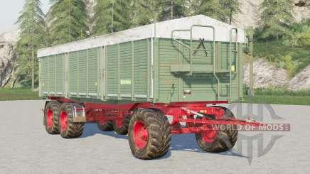 Kröger Agroliner HKD 402〡Holzwände für Farming Simulator 2017