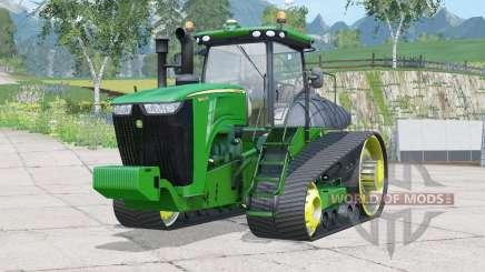 John Deere 9560RT〡éclause d'entrée pour Farming Simulator 2015