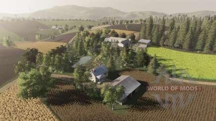 Ostrowitko pour Farming Simulator 2017