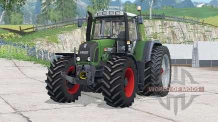 Fendt 820 Vario TMS〡dual roues arrière pour Farming Simulator 2015
