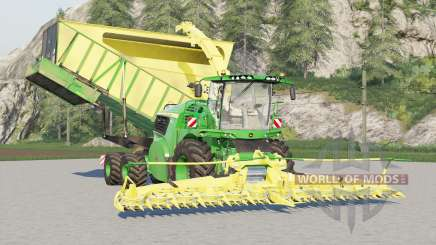 John Deere 8000i Cargo pour Farming Simulator 2017