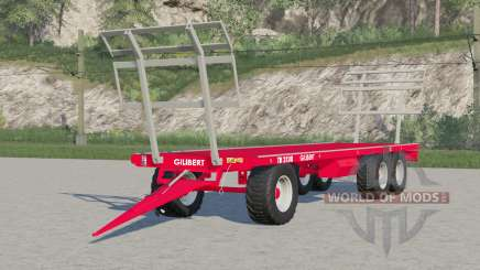 Gilibert TR 3130 pour Farming Simulator 2017