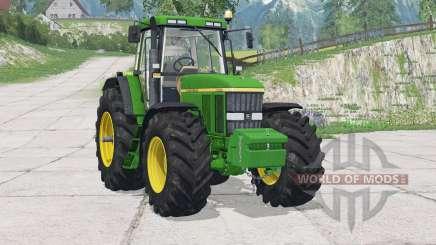 John Deere 7810〡Offenhaube für Farming Simulator 2015
