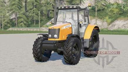 Choix de moteurs Massey Ferguson série 5400 pour Farming Simulator 2017